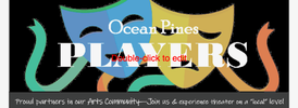 THE OCEAN PINES PLAYERS Please share with others Thanks